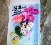 Мыло ручной работы - Мыло 8 марта