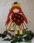 Вальдорфские куклы - вальдорфская кукла Хлоэ