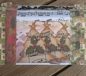 Открытки - Открытка для дирижера, музыканта с новым годом и Рождеством