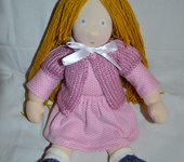 Вальдорфские куклы - Кукла Ася