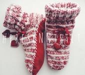 Носки и гольфы - Носочки/следочки ручной работы