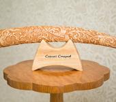 Оригинальные подарки - Статуэтка. Работа из дерева. Резьба по дереву. №4