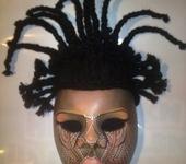 Интерьерные маски - Загадочная