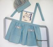 Одежда для девочек - Фартук детский Киса