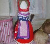 Народные куклы - Славянский оберег На Удачное Замужество