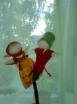 Народные куклы - Кукла свадебная Мировое Древо
