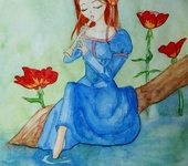 Живопись - Акварельная живопись