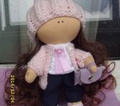 Другие куклы - Интерьерная кукла
