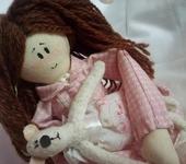 "Куклы Тильды - ""Настя"""