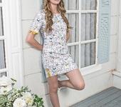 Платья - Платье с ушками