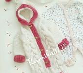 Для новорожденных - Комбинезончики ручной работы