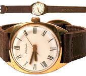 Часы - Кожаные браслеты и ремешки для часов