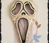 Интерьерные маски - Интерьерная маска, маска из дерева