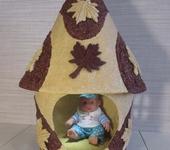 Развивающие игрушки - Кукольный домик