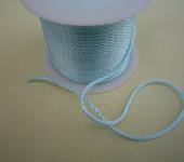 Фурнитура для бижутерии - Атласный плетённый шнур (36м)