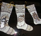 Оригинальные подарки - Рождественские носки