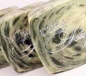 Шампунь - Шампуневое мыло с Ланолином и Голубой глиной