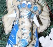 Зверята - Интерьерная игрушка Слоник