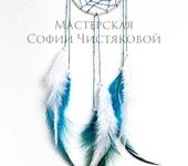 Кулоны, подвески - Подвеска Ловец снов Ветер