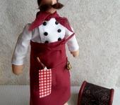 Куклы Тильды - Тильда повар - итальянец