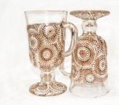 Кружки, чашки - Бокалы для глинтвейна/ кофе/ горячих напитков