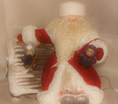 Сказочные персонажи - Дед Мороз с малышами