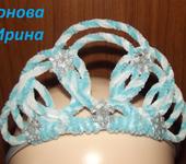 Карнавальные костюмы - Короны для снежинок