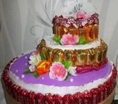 Оригинальные подарки - торты