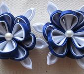 Другие аксессуары - Резиночка цветок канзаши!