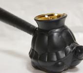 Декоративная посуда - Турка керамика Черепаха