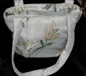 Сумки, рюкзаки - Дамская сумочка сумка на плечо небольшая мягкая ткань
