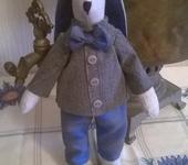 Куклы Тильды - Кролик в стиле Тильда