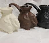 Предметы для кухни - Турка керамика СЛОН