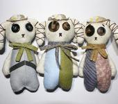 Другие куклы - Зайцы дачники