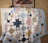 """Подушки, одеяла, покрывала - lдетское покрывало """"Майское утро"""""""