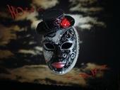 Интерьерные маски - Венецианская маска . Ночь.