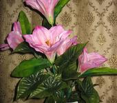 Светильники, люстры - Светодиодные цветы