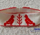 Головные уборы - Повязка с белорусским орнаментом