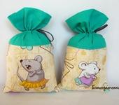Оригинальные подарки - Мешочек для подарка Мышки