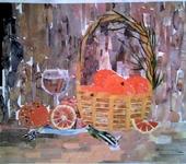 Живопись - Апельсиновый сок