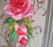 Украшения для волос - розы