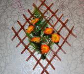 Панно - Оранжевое настроение