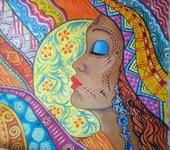 Живопись - Картина ручной работы