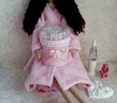 Куклы Тильды - Тильда - держатель ватных палочек