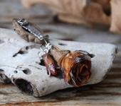Брелоки - Брелок «Осенние акварели»