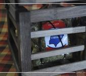 Кружки, чашки - Набор для питья мате в калабасе