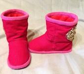 Обувь для детей - угги детские домашние