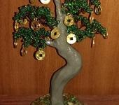 Элементы интерьера - Дерево денежный бонсай