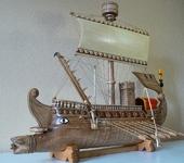 Оригинальные подарки - Римский боевой корабль 1 век н. э.