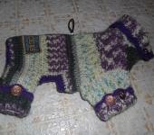 Одежда для собак - Комбинезон для маленькой собачки.
